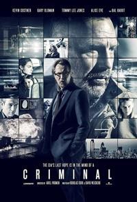 Criminal - un espion dans la tête [2016]