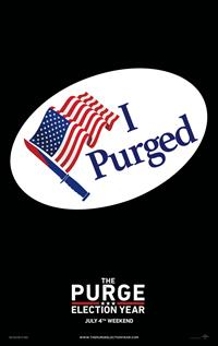 The Purge : American Nightmare 3 : Election [#3 - 2016]