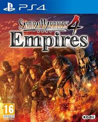 Samurai Warriors 4: Empires - PS4