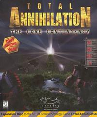 Total Annihilation: The Core Contingency - PC