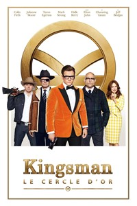 Kingsman : Le Cercle d'or #2 [2017]