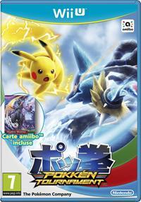 Pokémon : Pokkén Tournament [2016]