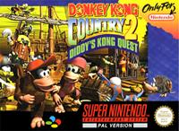 Donkey Kong Country 2 : Diddy's Kong Quest [#2 - 1995]
