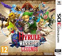 Zelda : Hyrule Warriors Legends [2016]