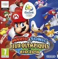 Mario & Sonic aux Jeux Olympiques de Rio 2016 [2016]