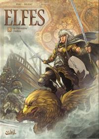 Elfes : La dernière ombre #8 [2014]