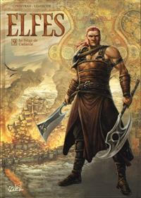 Elfes : Le siège de Candala #9 [2015]
