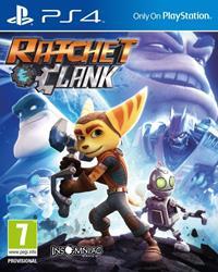 Ratchet & Clank #1 [2016]