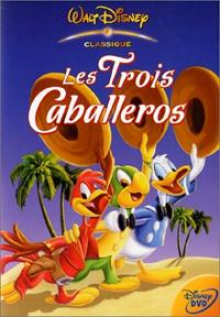 Les Trois Caballeros - DVD