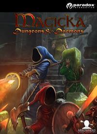 Magicka : Dungeons & Daemons #1 [2012]