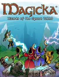 Magicka: Wizards of the Square Tablet [2013]