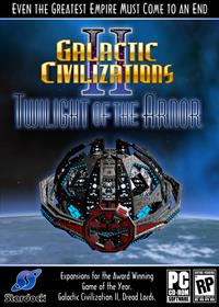 Galactic Civilizations II : Twilight of the Arnor - PC