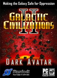 Galactic Civilizations II : Dark Avatar - PC