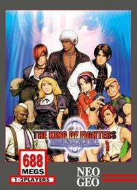 The King of Fighters 2000 - PSN