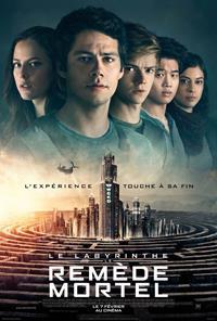 L'Epreuve : Le Labyrinthe : le remède mortel #3 [2018]