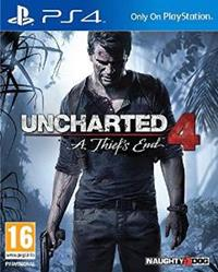 Uncharted 4 : A Thief's End [#4 - 2016]