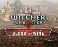 The Witcher 3: Wild Hunt - Blood and Wine - Xbla