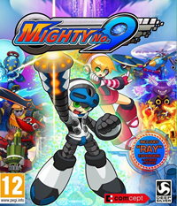 Mighty No. 9 - WiiU