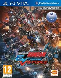 Mobile Suit Gundam Extreme VS-Force - PSN