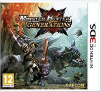 Monster Hunter Générations - 3DS