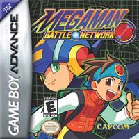 Mega Man Battle Network - GBA