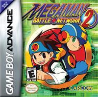Mega Man Battle Network 2 - Console Virtuelle
