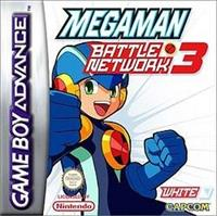 Mega Man Battle Network 3 White [#3 - 2003]
