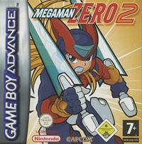 Mega Man Zero 2 - GBA