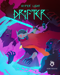 Hyper Light Drifter - PSN