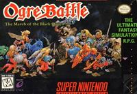 Ogre Battle : The March of the Black Queen - Console Virtuelle