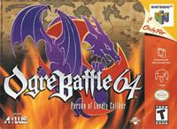 Ogre Battle 64 : Person of Lordly Caliber [2010]