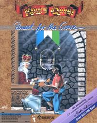 King's Quest : Quest for the Crown - PC