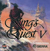 King's Quest V : Absence Makes the Heart Go Yonder! [#5 - 1990]
