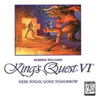 King's Quest VI : Heir Today, Gone Tomorrow #6 [1992]