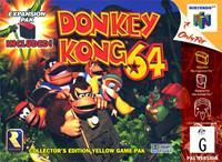 Donkey Kong 64 [1999]