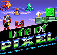 Life of Pixels - eshop