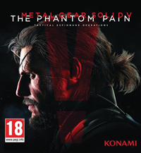 Metal Gear Solid V : The Phantom Pain - PS4