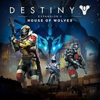 Destiny Extension II : La Maison des Loups - XBLA
