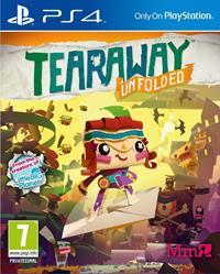 Tearaway Unfolded [2015]