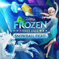 La Reine des Neiges Free Fall : Bataille de boules de neige [2015]