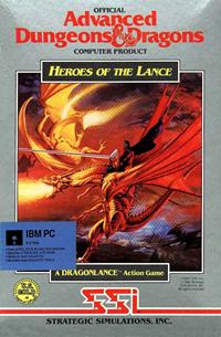 Donjons & Dragons : Heroes of the Lance [1988]