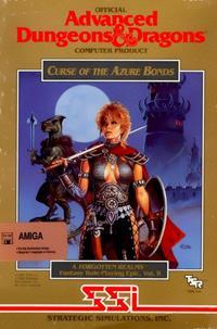 Curse of the Azure Bonds - PC