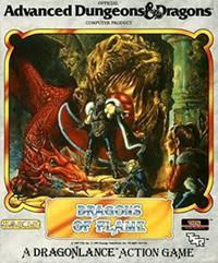 Donjons & Dragons : Dragons of Flame [1989]