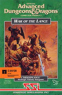 Donjons & Dragons : War of the Lance [1989]