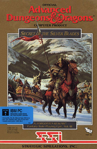 Secret of the Silver Blades - PC