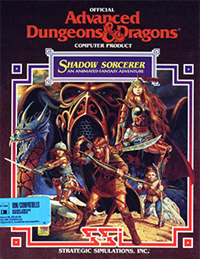Donjons & Dragons : Shadow Sorcerer [1991]