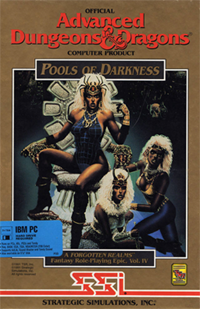 Donjons & Dragons : Pools of Darkness [1991]