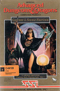 Gateway to the Savage Frontier - PC
