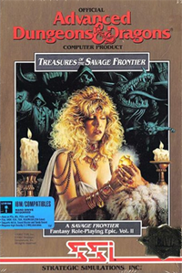 Donjons & Dragons : Treasures of the Savage Frontier [1992]