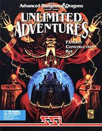 Les Royaumes oubliés : Forgotten Realms : Unlimited Adventures [1993]